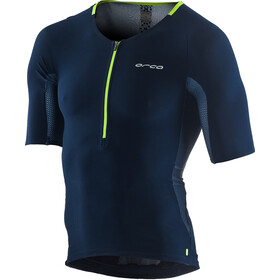 ORCA 226 Perform Sleeved Tri Top Heren, blue green